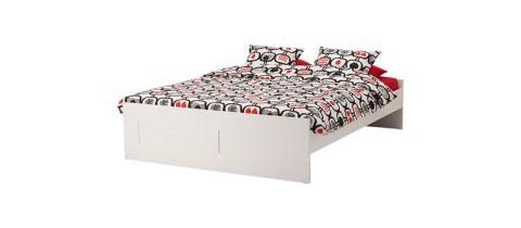 IKEA bed Brimnes